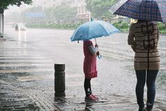 Rain - ED Stock Photography