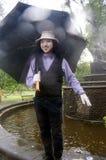 Rain festival Stock Photos