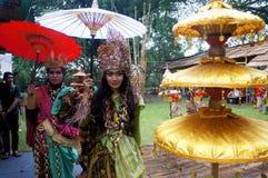 Rain festival Stock Image