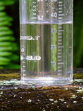 Rain Gauge Stock Image