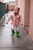 Rain gear Royalty Free Stock Images