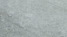 Rain on granite. On granite tiles dripping heavy rain stock video footage