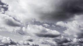 Rain heavy storm clouds