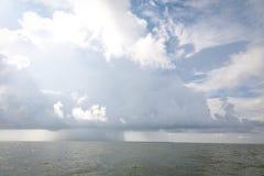 Rain on the Horizon Stock Image