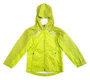 Rain jacket Royalty Free Stock Photo