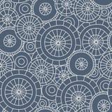 Rain in Kyoto - seamless pattern Stock Photos