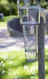 Rain measurement Royalty Free Stock Photography