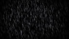 Rain overlay stock footage