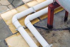 Rain pipe stock images