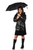 Rain Ready Royalty Free Stock Photography