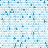 Rain. Seamless background. Royalty Free Stock Photo