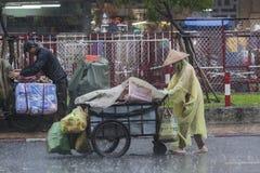 Rain season in Southeast Asia Stock Photography