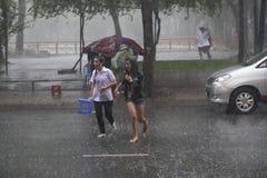 Rain season Stock Photography