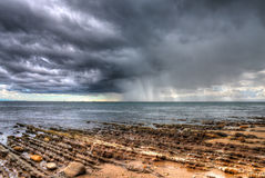 Rain Squall Stock Photos