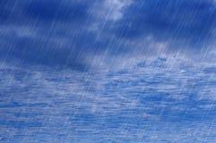 Rain storm backgrounds Stock Photos