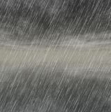 Rain storm backgrounds in cloudy weather Stock Images