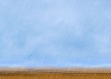 Rain storm backgrounds in cloudy weather Stock Photos