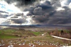 Rain in Turkey