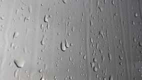 Rain. The rain video was filmid in bulgaria jambol stock video footage