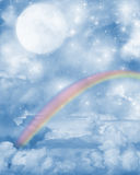 Rainbow 1 Royalty Free Stock Photography