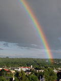 Rainbow_10 Immagini Stock