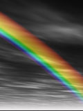 Rainbow Fotografie Stock