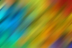 Rainbow. A rainbow abstract for a desktop picture Stock Photos