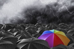 The rainbow Stock Images