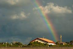 Rainbow Royalty Free Stock Photos