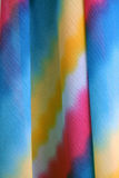 Rainbow. Colorful textile Royalty Free Stock Photos