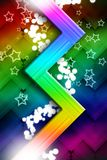 Rainbow Illustrazione Vettoriale