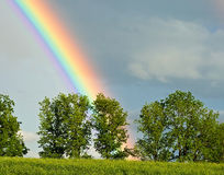 Rainbow 3 royalty free stock photography