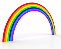 Free Rainbow Royalty Free Stock Photos - 3670608