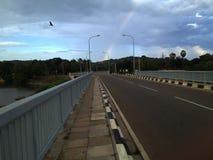Rainbow Immagine Stock