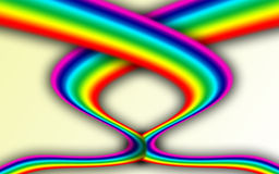 Rainbow Immagine Stock