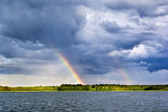 Rainbow. Royalty Free Stock Images