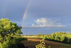 Rainbow Immagini Stock Libere da Diritti