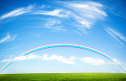 Rainbow Stock Image