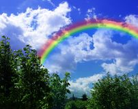 Rainbow Stock Photography