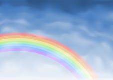 Rainbow Fotografie Stock
