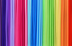 Rainbow abctract line texture Royalty Free Stock Photography