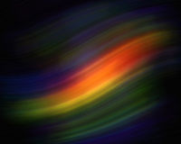 Rainbow abstract Stock Photo