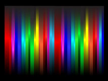 Rainbow abstract Royalty Free Stock Photography