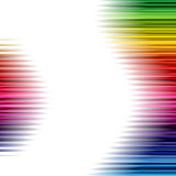 Rainbow abstract background Royalty Free Stock Photos