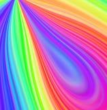 Rainbow abstract background Stock Photo