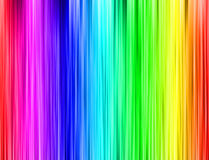 Rainbow abstract background Royalty Free Stock Photography