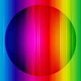 Rainbow abstract background. Vector. vector illustration