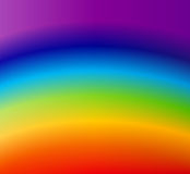 Rainbow Abstract Background Vector Illustration. EPS 10 royalty free illustration
