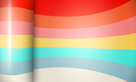 Rainbow Abstract Background Wallpaper. Stock Photos