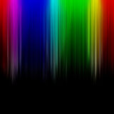 Rainbow abstract multicolored striped background. Stock Photo